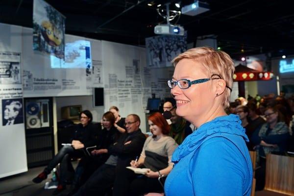 Seminaarin puheenjohtajana toimi dosentti Katja Valaskivi Tampereen yliopistosta.