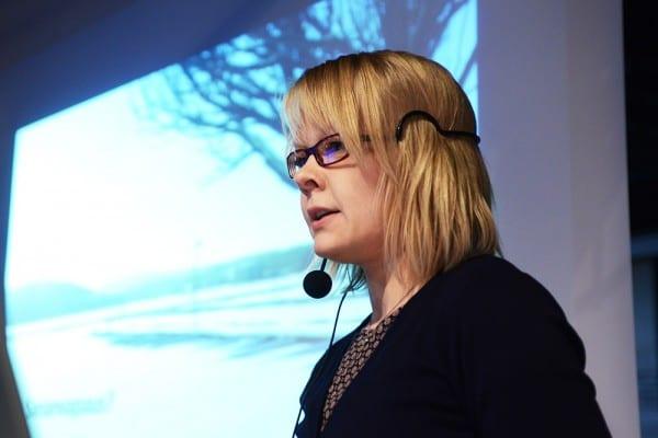 Tutkija Reeta Pöyhtäri, Journalismin, viestinnän ja median tutkimuskeskus COMET