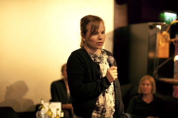Inka Kovanen vietti stipendivuotensa Saksassa Freie Universität Berliinissä. Kuva: Jari Silomäki