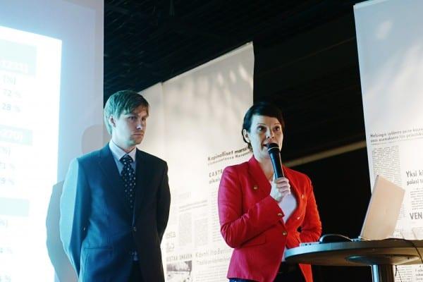 Erikoistutkijat, VTT Ville Pitkänen ja VTT Mari K. Niemi, Turun yliopisto, Eduskuntatutkimuksen keskus .
