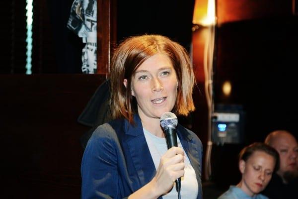 Pauliina Siniauer kertoi stipendivuodestaan Berliinissä.