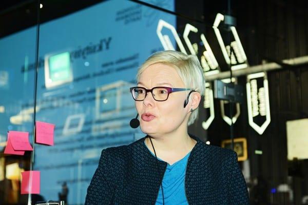 Paneelin vetäjänä toimi COMETin tutkimusjohtaja Katja Valaskivi.
